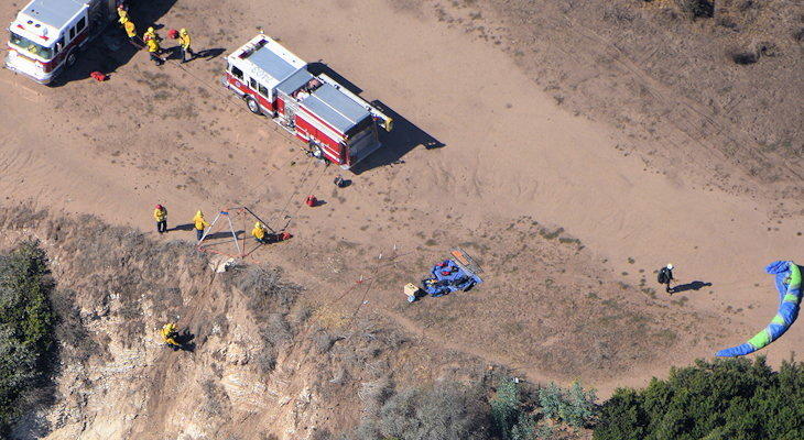 Cliff Rescue?