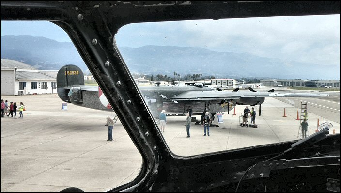 Wings of Freedom Tour at the Santa Barbara Airport title=