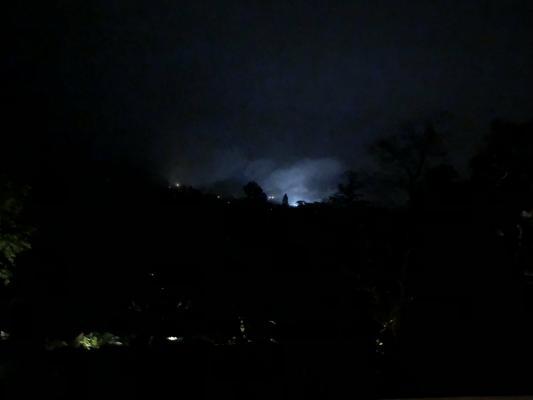 Bright Light in Montecito?