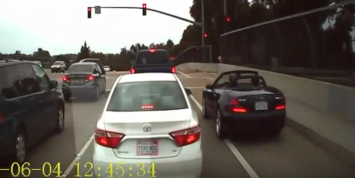 Bad Driving Caught on Camera