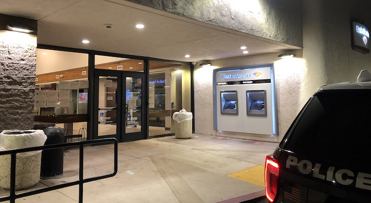 ATM Skimmers Strike Again at Bank of America title=