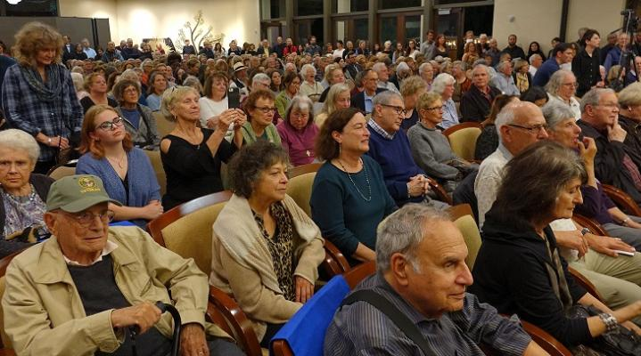 Congregation B'nai B'rith Night of Solidarity