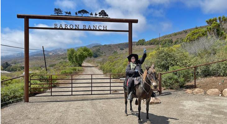Baron Ranch on the Gaviota Coast
