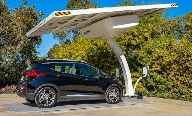 Goleta City Council Approves the County's First EV ARC 2020