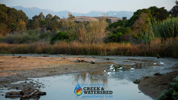 Goleta's First Creek and Watershed Management Plan Adopted by City Council title=