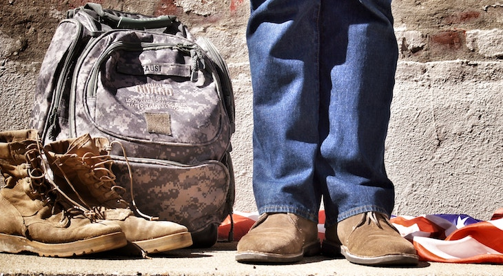 Large Donation to Help End Veteran Homelessness