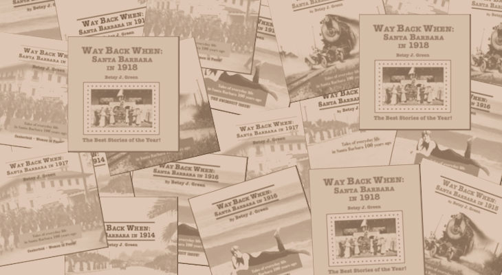 Way Back When: Wild Weather on Santa Cruz Island title=