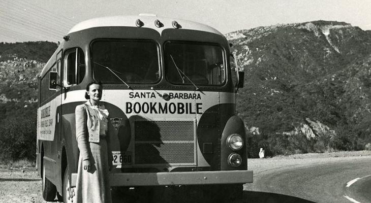 Santa Barbara Public Library & UCSB Partner to Preserve Local History title=
