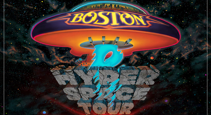 Win Tickets to See Boston on Sunday!