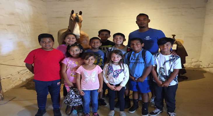 Santa Barbara Boys & Girls Club Experience Mission and Presidio