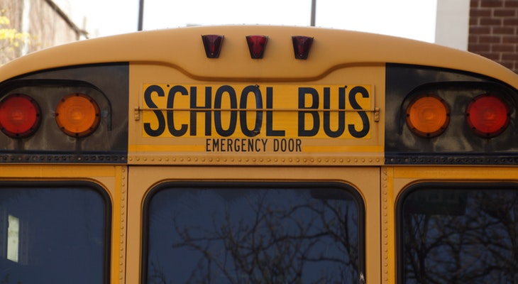 CHP to Crack Down on Illegal School Bus Passing title=