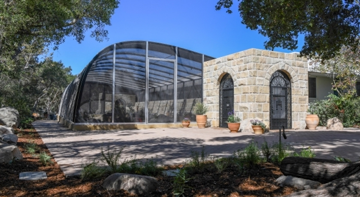 Museum of Natural History Unveils New Butterfly Pavilion