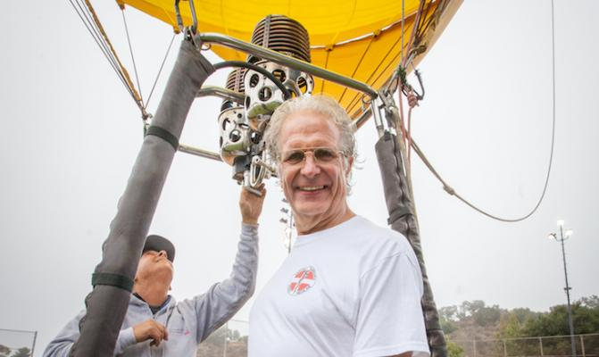 Local Balloonist and Aviator Killed in Ballooning Accident title=