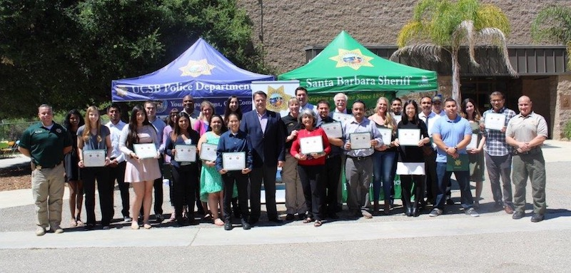 Santa Barbara Residents Graduate from Citizen's Academy title=