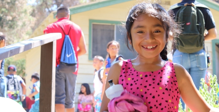 United Boys & Girls Clubs Receive Grant to rebuild Camp Whittier