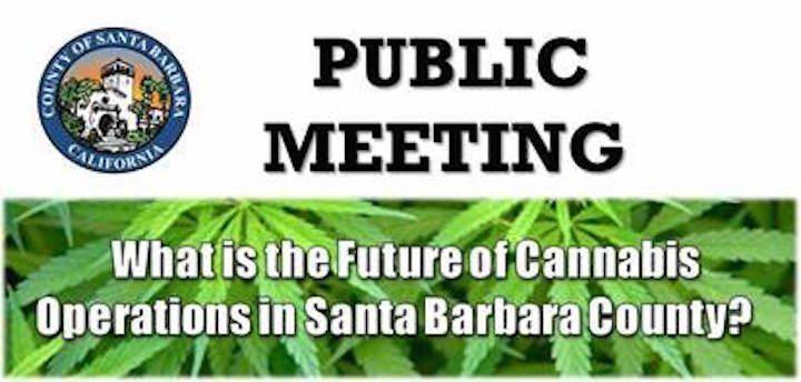 Public Meeting on the Future of Cannabis Operations