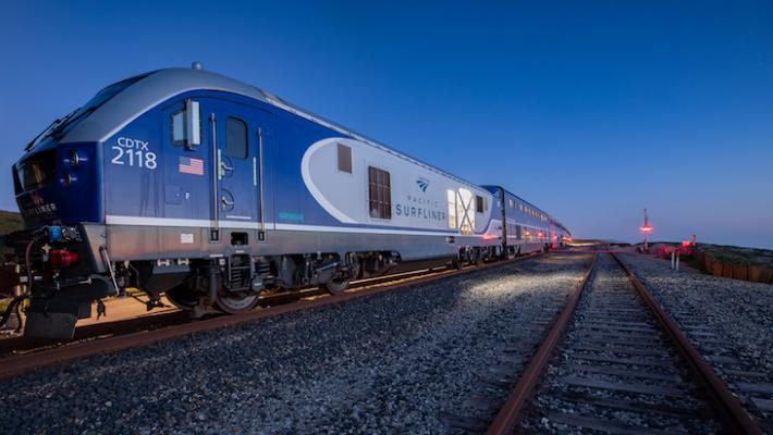 Capital Improvement Projects to Optimize Amtrak Pacific Surfliner Operations