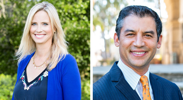 Laura Capps to Take On Das Williams for County Supervisor title=