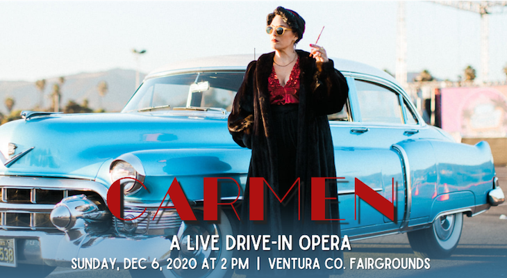 Live Opera at the Drive-In! title=