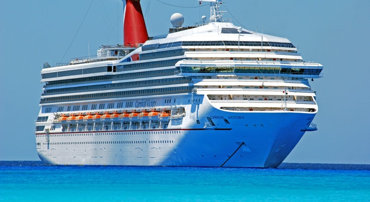 Carnival Cruise Ships Dumping off Santa Barbara? title=