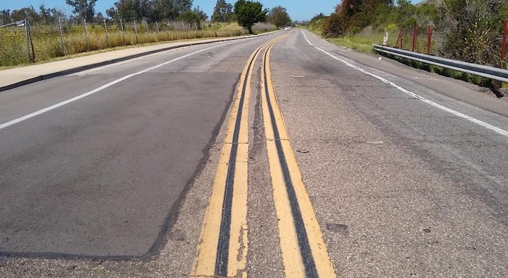 Cathedral Oaks Pavement and Sidewalk Project Begins Monday title=