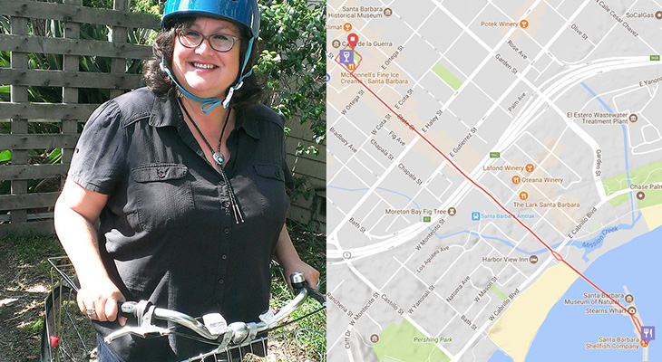 First Annual Mayor's Bicycle Ride