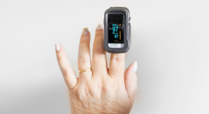 CenCal Health Procures Pulse Oximeters for COVID Care Kits