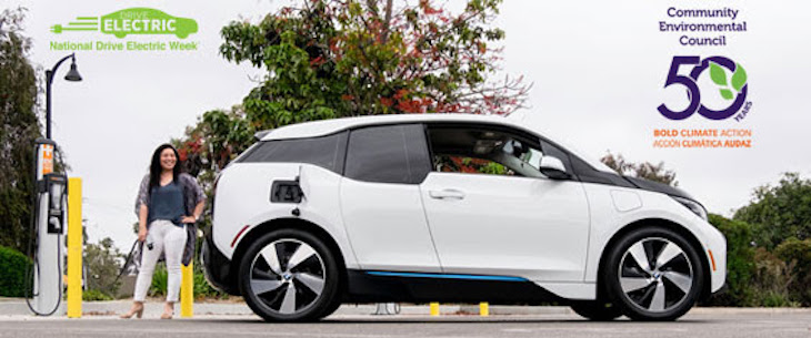 It's National Drive Electric Week