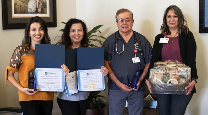 Community Health Centers of the Central Coast Receives Quality of Care Awards