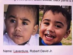 Missing Santa Maria Child Found Safe title=