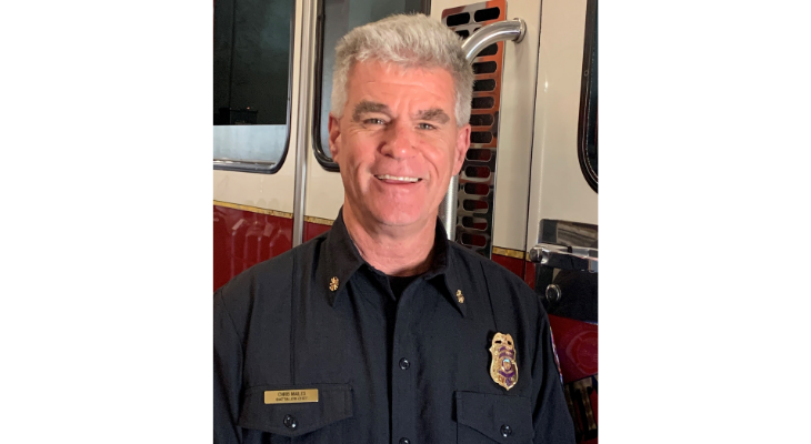 Santa Barbara City Appoints Fire Chief
