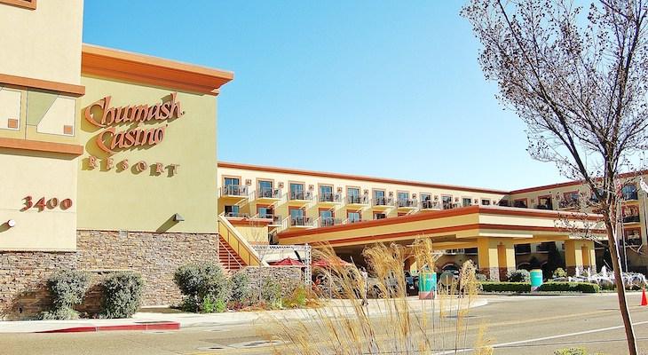 Chumash Casino Closes Due to COVID-19 Concerns title=
