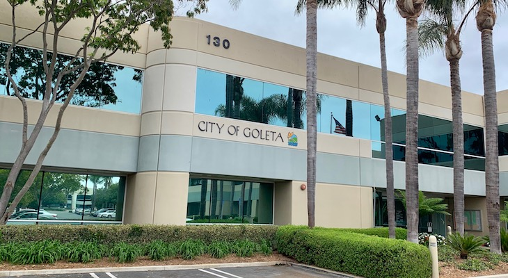 City of Goleta Purchases City Hall Building
