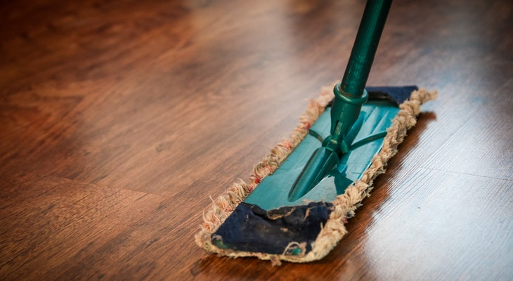Cleaning the Interior of Your Home After the Fire