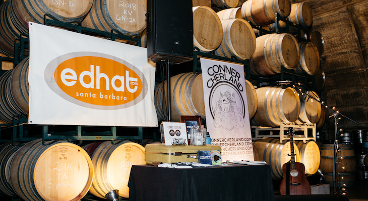Edhat Celebrates 15th Anniversary with Wine & Puppies