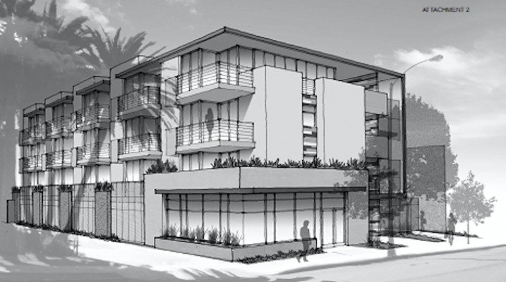 New Affordable Housing on Cota Street for Homeless