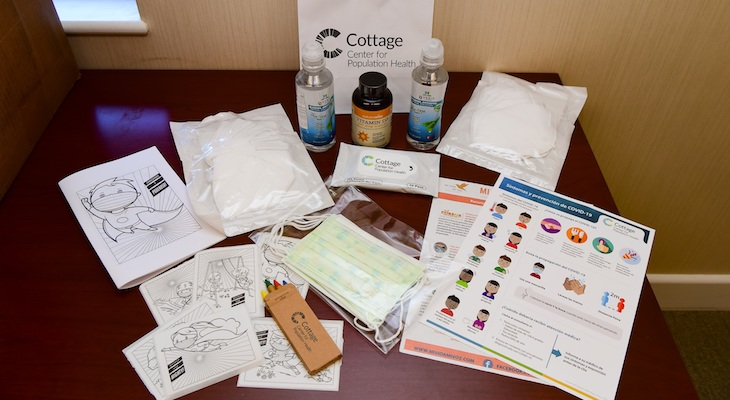 Cottage to Provide COVID-19 Prevention Training to Community Health Ambassadors title=