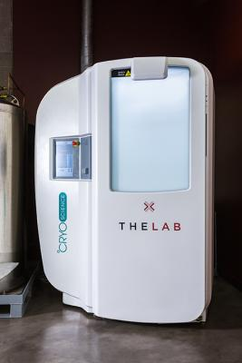 THE LAB, CRYO-Science Introduce Most Advanced Cryotherapy Machine to Santa Barbara Market