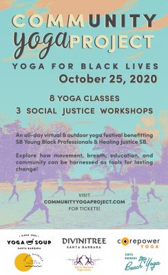 CommUNITY Yoga Project: Yoga for Black Lives title=