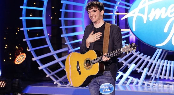 Local Musician Jackson Gillies Earns Spot on American Idol title=
