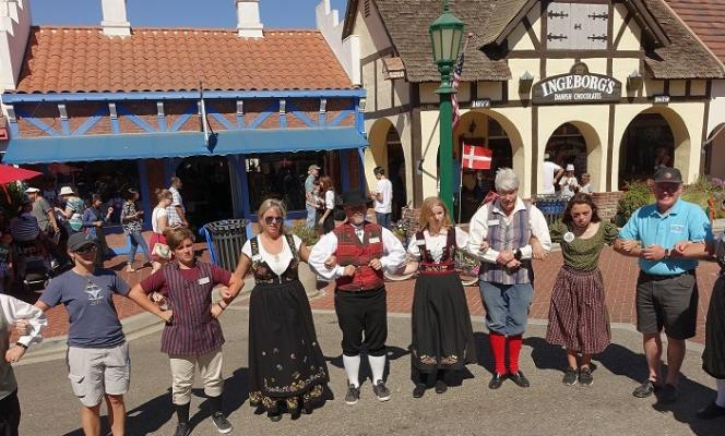 Danish Days in Solvang