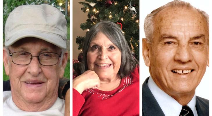 Death in the Family: Gerald Lee Walters, Yolanda Andrade, Frank Aiello title=