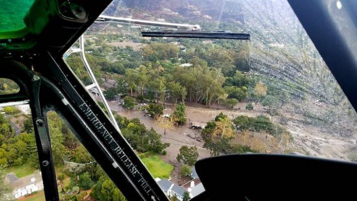 Remapping Montecito, Post-Apocalypse title=