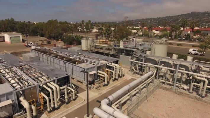 Water District and Santa Barbara Continue with Desalination Negotiation