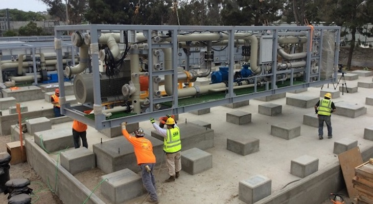 City of Santa Barbara Awarded $10 Million Desalination Grant title=