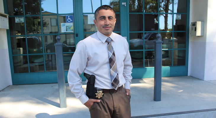 Sheriff's Detective Assigned to Isla Vista Foot Patrol