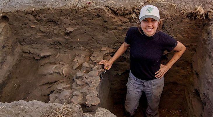 La Purisima Mission Excavation Unearths Chumash Artifacts