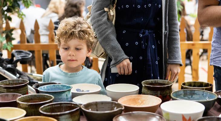 Foodbank's 22nd Annual Santa Barbara Empty Bowls