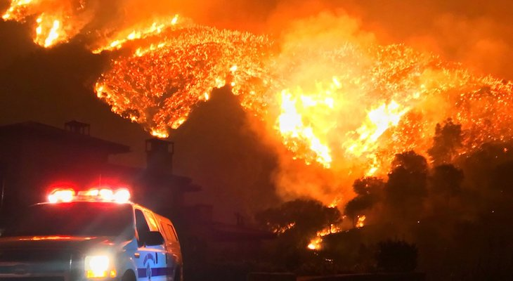 Southern California Edison Settles Thomas Fire & Debris Flow Lawsuits