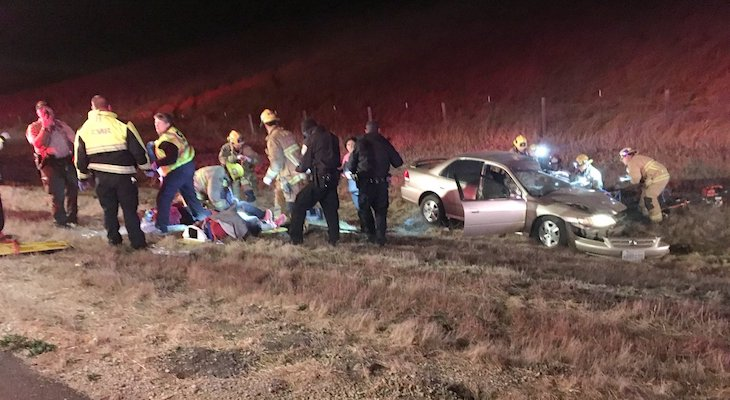DUI Arrest in Fatal Vehicle Collision on Highway 154 title=